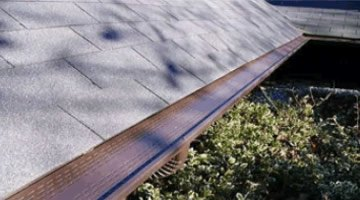 Leaf Pro Gutter Guards installed by MrGutter - Holyoke, MA